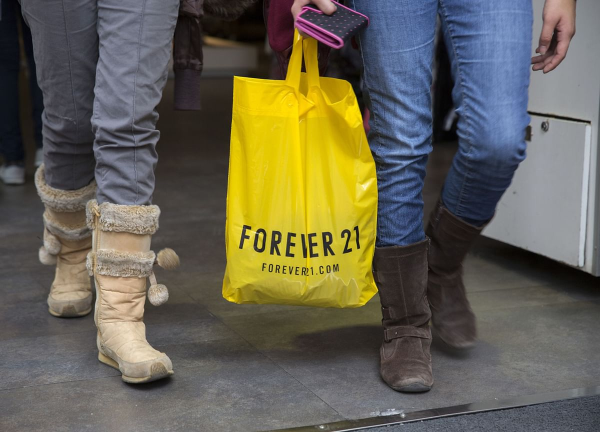 Forever 21 at an Impasse on Landlord Deal Ahead of Bankruptcy