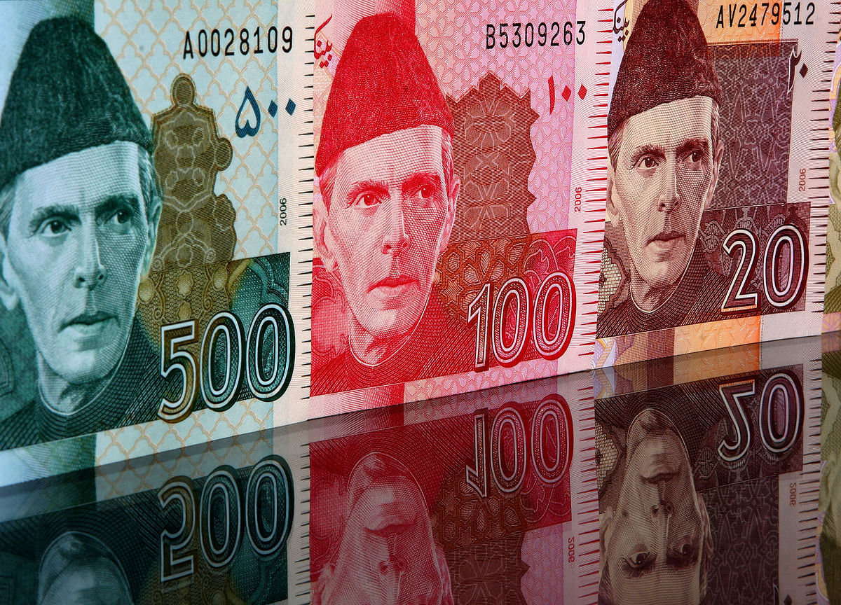 Pakistan's Fiscal Deficit Rises to Highest Level in 28 Years