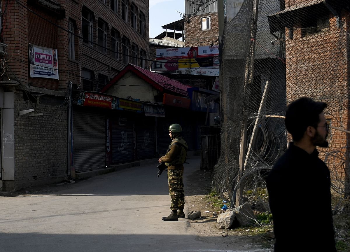 In Kashmir Shops Are Closed and All Is Silent, But It's Far From Peaceful