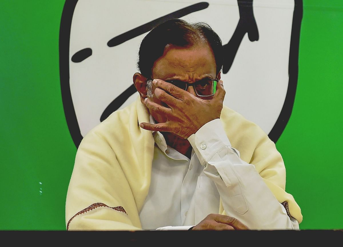 Lies Are Being Spread: Full Text Of P Chidambaram's Statement In INX Media Case