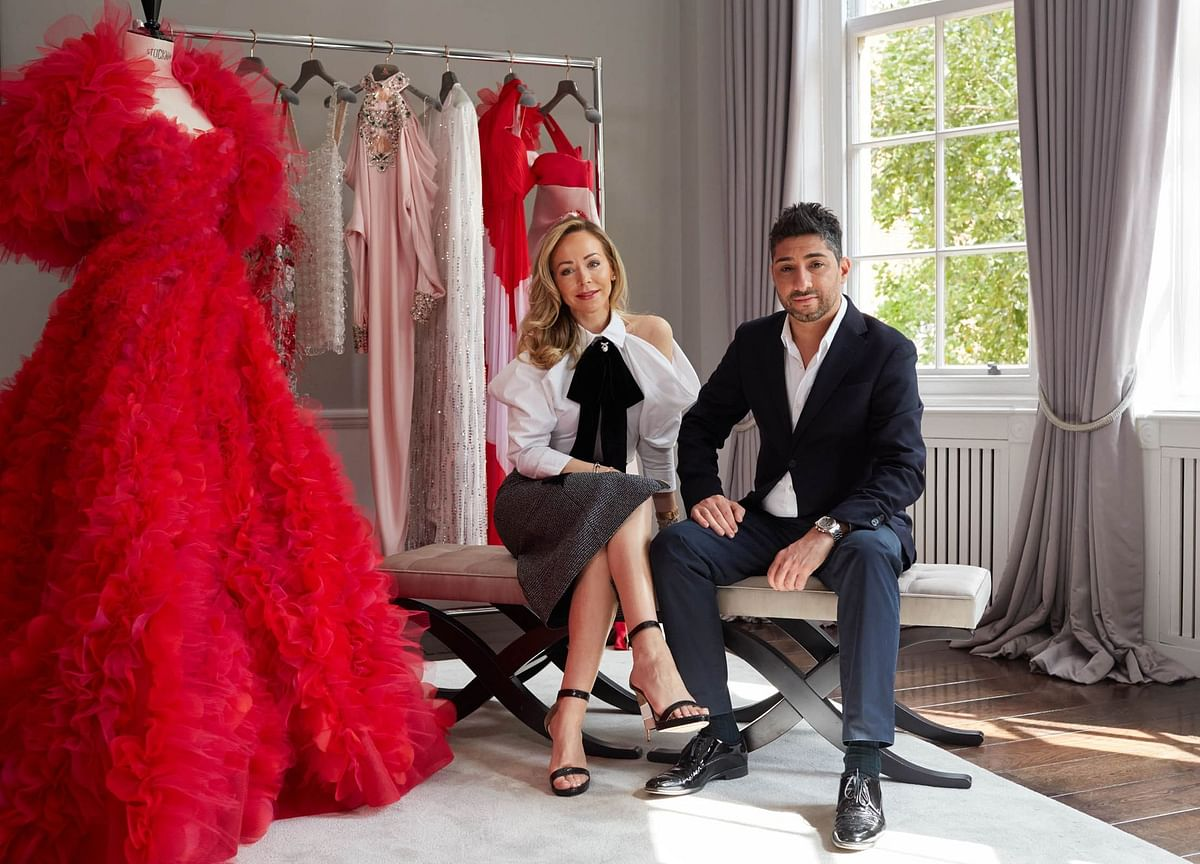 When Billionaires Need Custom Clothes, Ralph & Russo Are Here