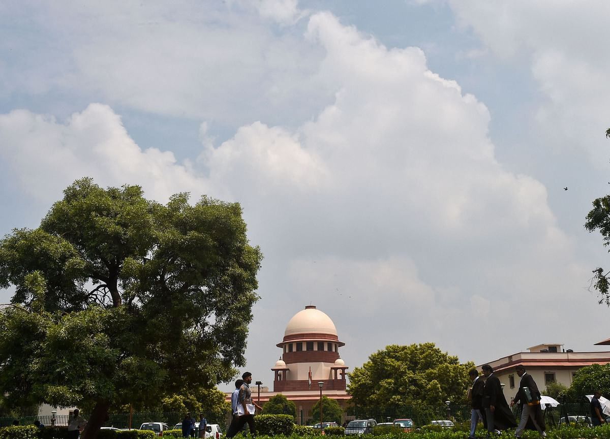 Ayodhya Case Hearing: Muslims Weren't Allowed To Enter Structure Since 1934, Nirmohi Akhara Tells Supreme Court