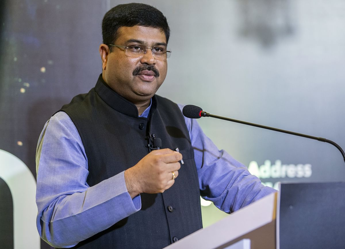 No Need To Panic About Oil Prices: Minister Pradhan