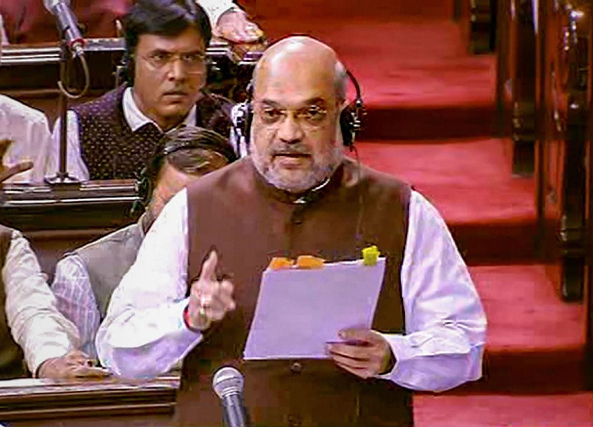 Jammu & Kashmir Live: Modi Government Moves To Amend Article 370, Create Two Union Territories - J&K, Ladakh
