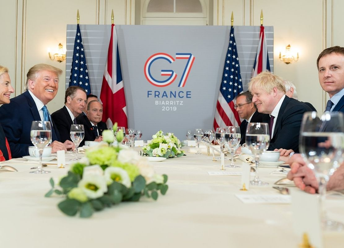 Trump's Bid to Host Next G-7 Stirs New Cries of Profiteering