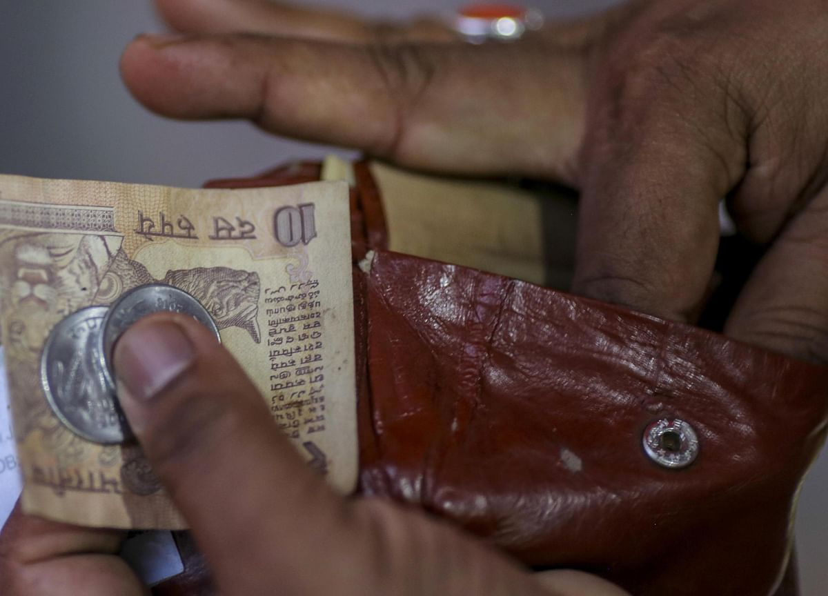 Rupee Falls Below 72-Mark Against Dollar On Currency Rout