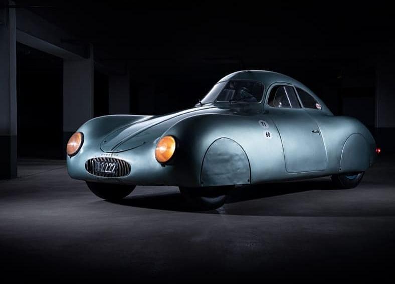 The $20 Million Nazi Porsche That May Not Be a Porsche at All