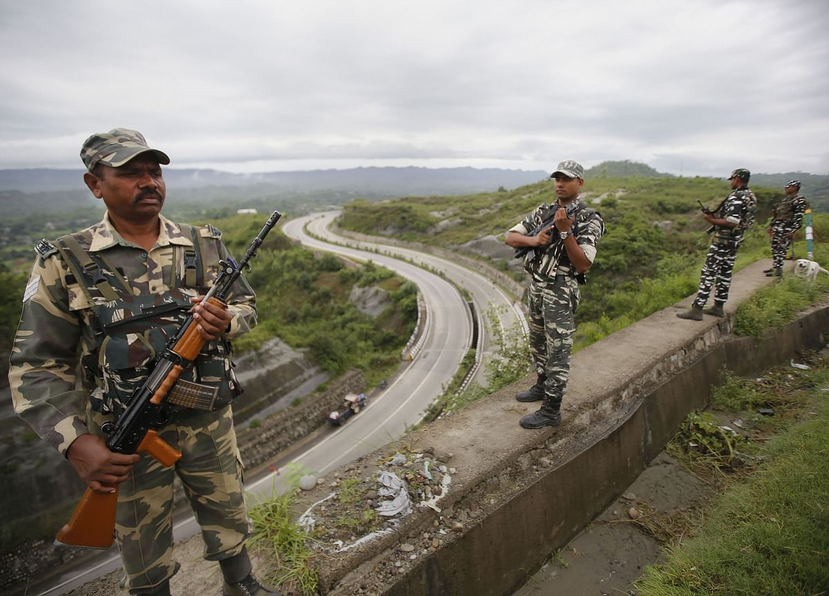 J&K: Restrictions Lifted In Jammu, To Continue In Some Places Of Kashmir