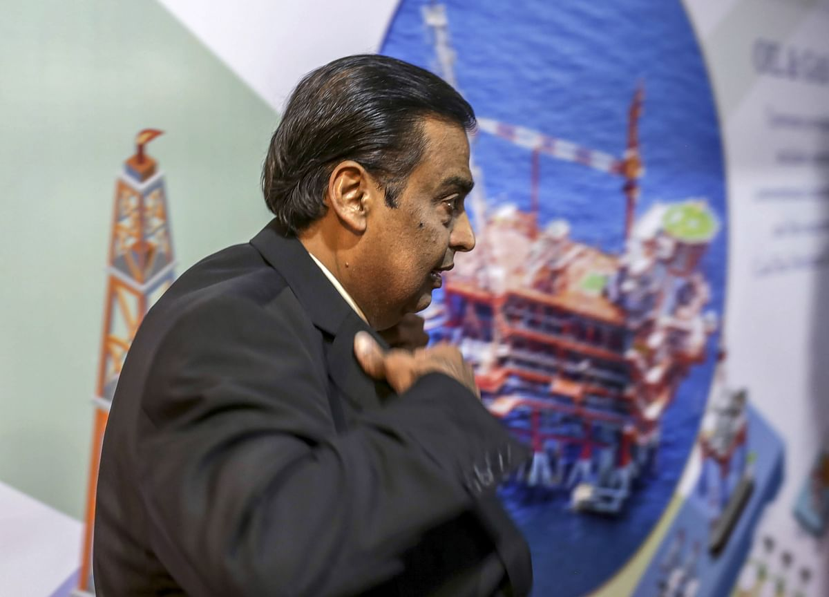 Why Is Mukesh Ambani Putting Reliance Industries  On A Debt Diet?