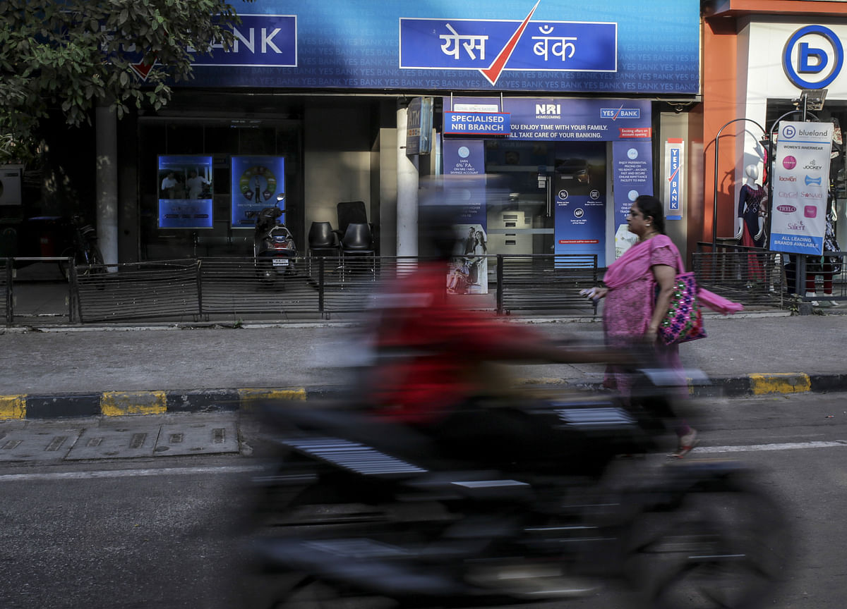 India Ratings Downgrades Yes Bank, Outlook Negative