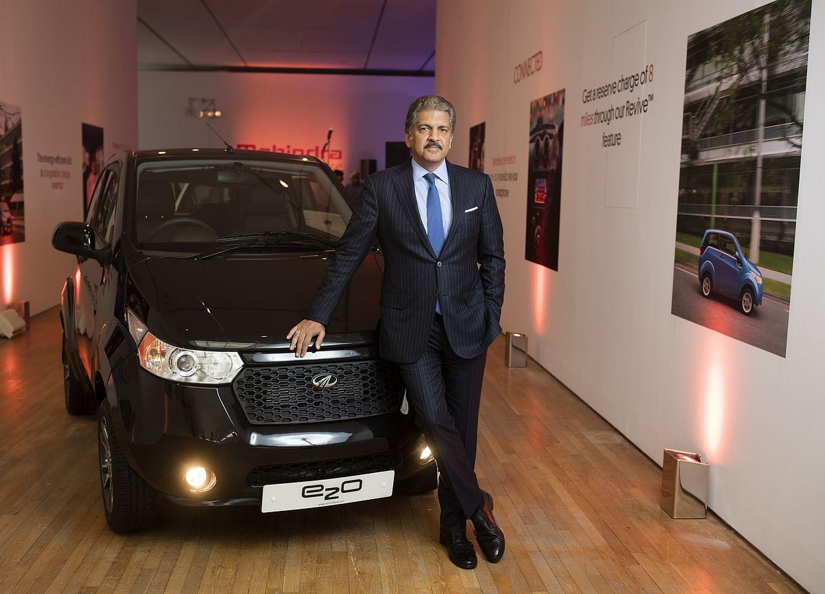 Anand Mahindra Reflects On CK Prahalad And His Work