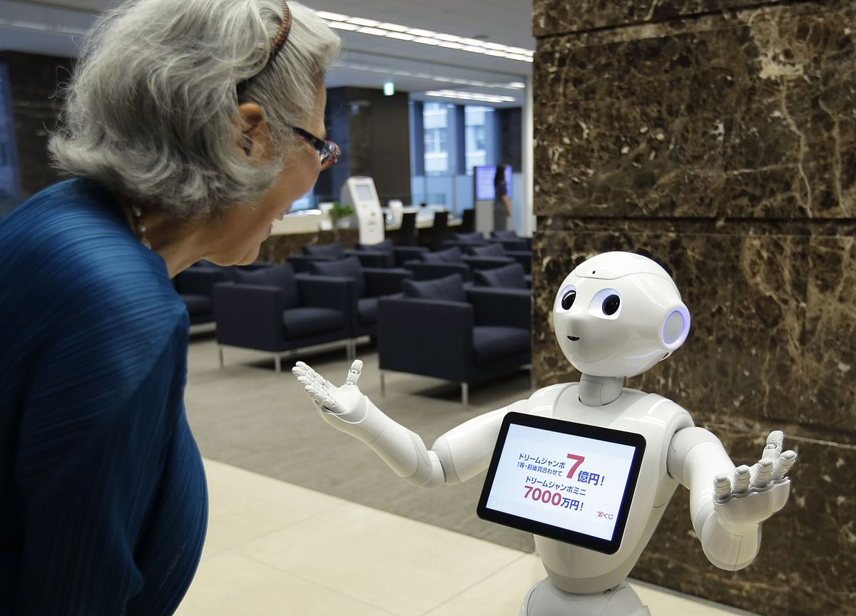 Robots Are Solving Banks' Very Expensive Research Problem