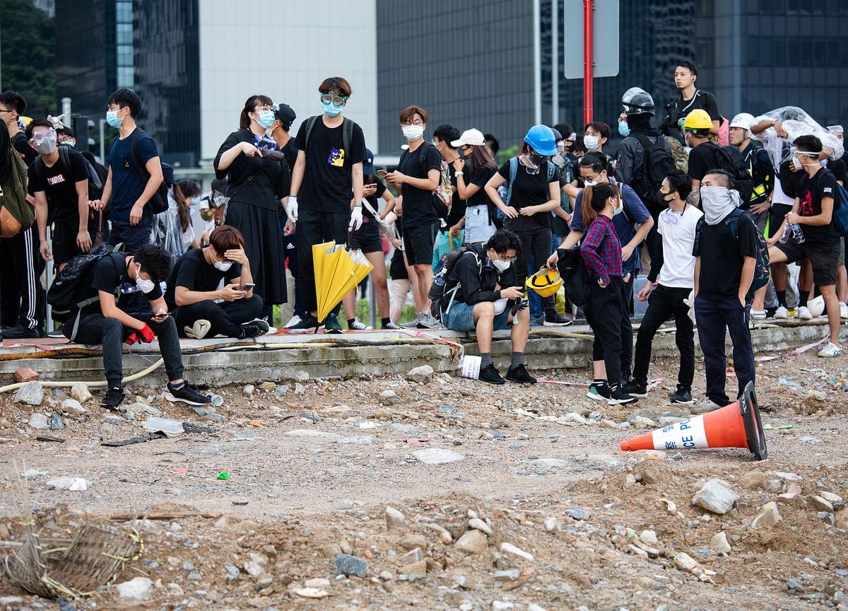 Hong Kong Central Office Vacancies Surge Amid Growing Unrest