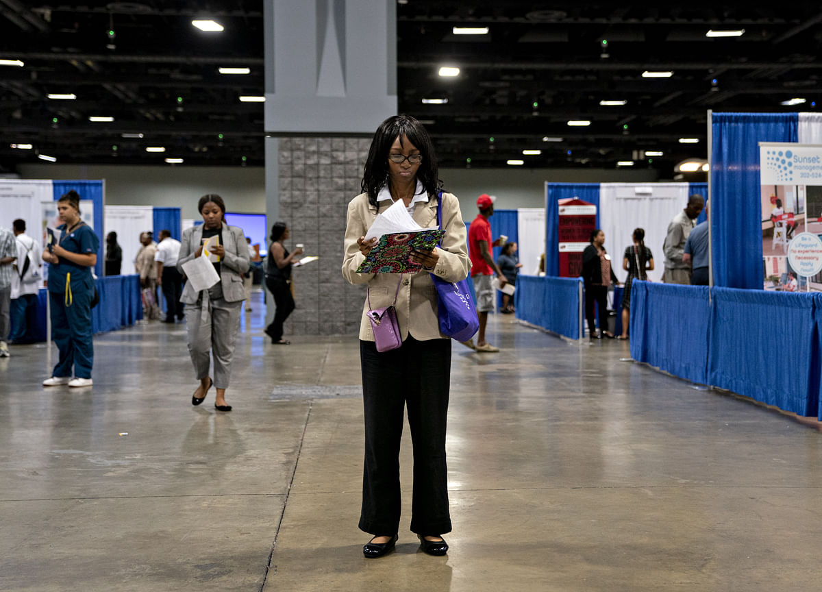 U.S. Jobs Report to Offer Litmus Test for Fed After Rate Cut