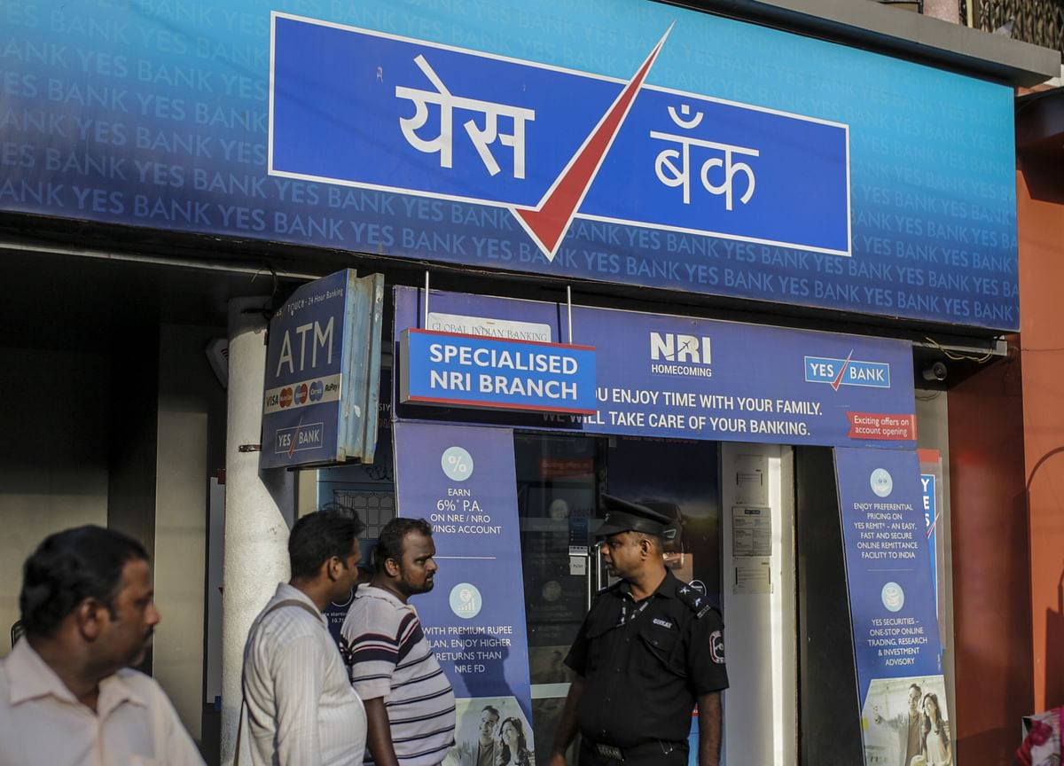 7 of the World's 10 Worst-Performing Bank Stocks Are in India