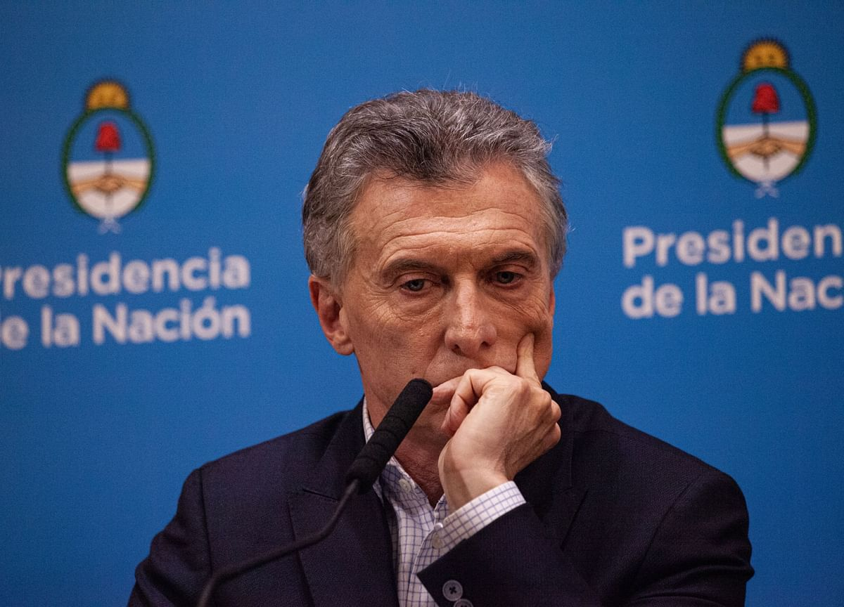 Mauricio Macri to Announce Plan to Ease Argentines' Economic Pain
