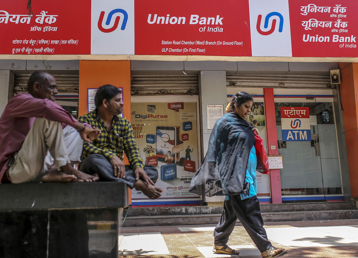 Bank Mergers: Union Bank Of India To Take Over Andhra Bank And Corporation Bank