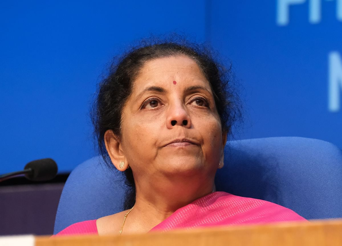 Business Failures Should Not Be Looked Down Upon, Says Nirmala Sitharaman