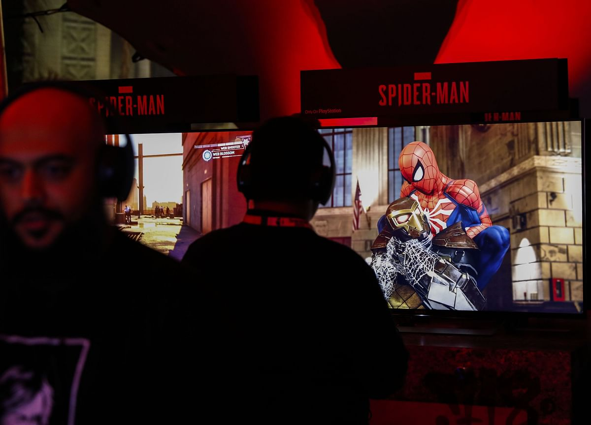 Sony Agrees to Acquire Spider-Man Video-Game Developer Insomniac
