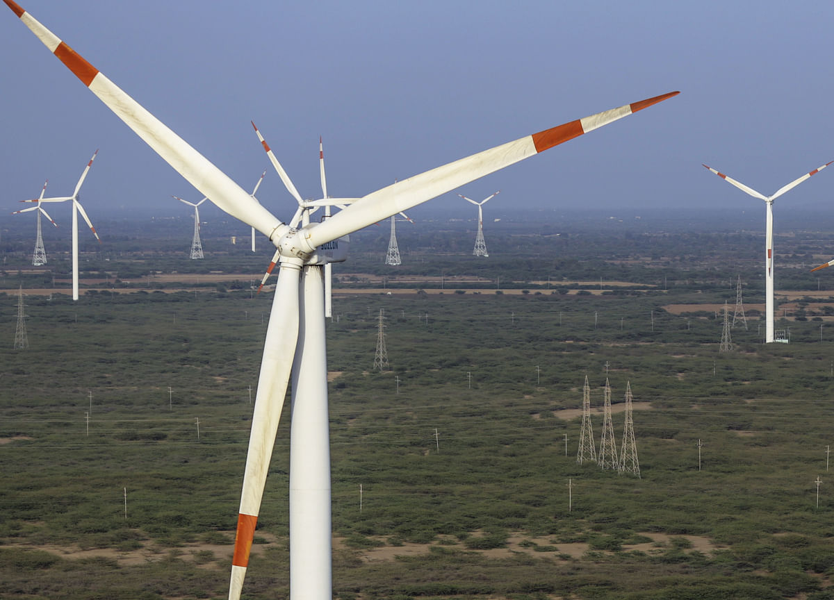 Suzlon's Auditor Bets on Potential Investor to Keep It Going