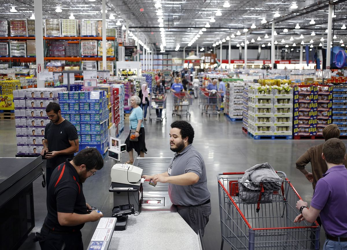 Costco Caps the Number ofChina Shoppers One Day After'Crazy'Debut