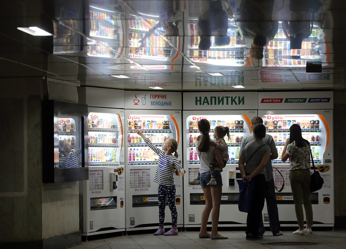 Tired of Austerity, Russians Turn to Credit to Top Up Incomes