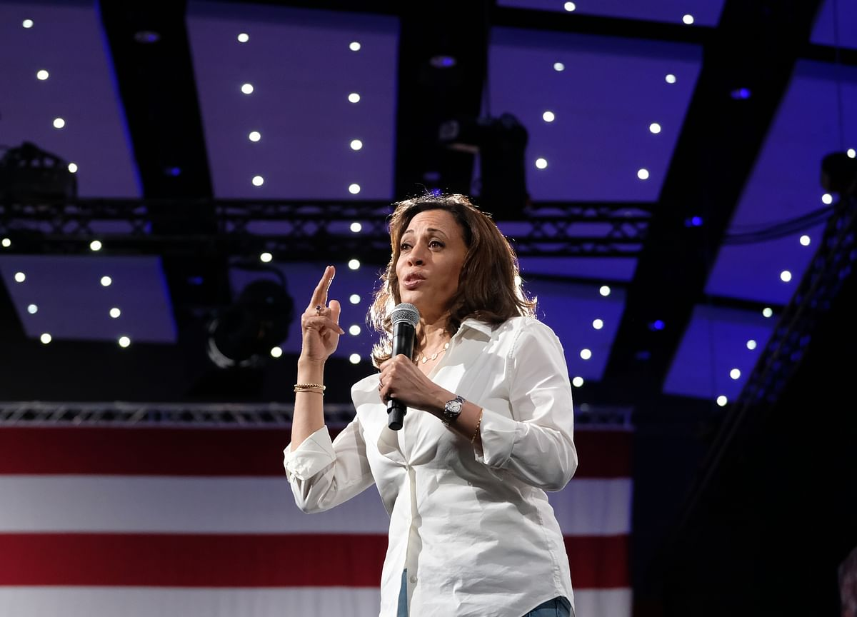Harris Takes Pragmatic Stance to Stand Out in Democratic Field