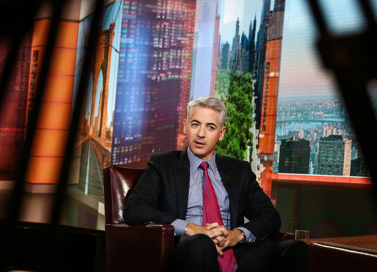 Ackman's Pershing Buys New Stake In Buffett's Berkshire