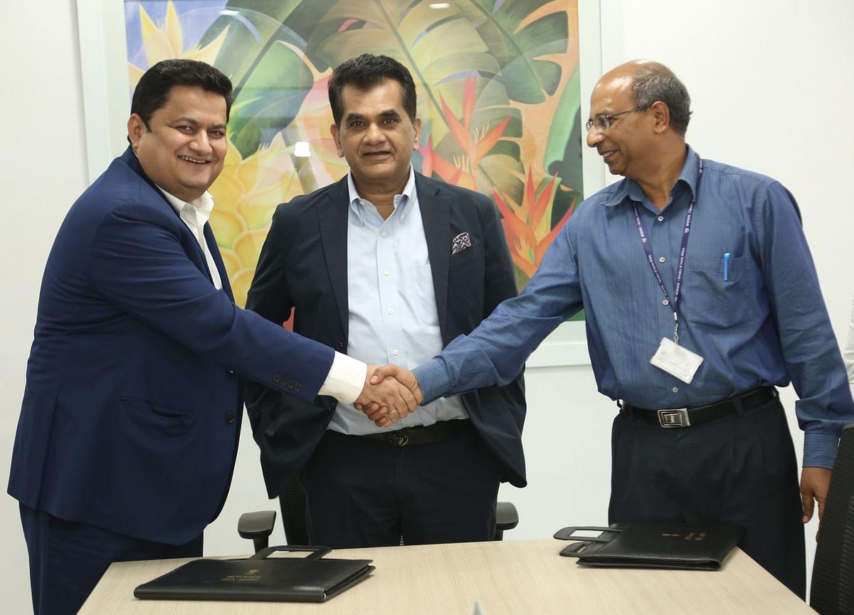 Vedanta To Work With NITI Aayog For Odisha District