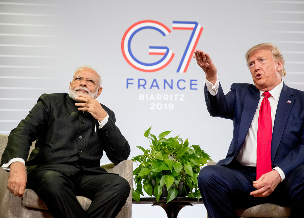 At G-7 Summit, PM Modi Highlights India's Efforts To Use Digital Tech To Fight Social Inequalities