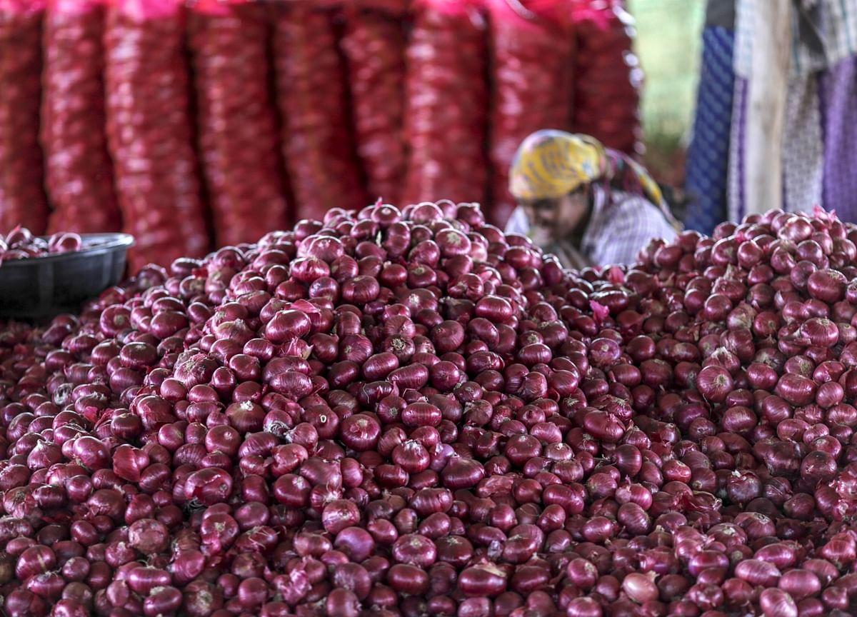 Centre Warns Of Strict Action Against Hoarding Onions