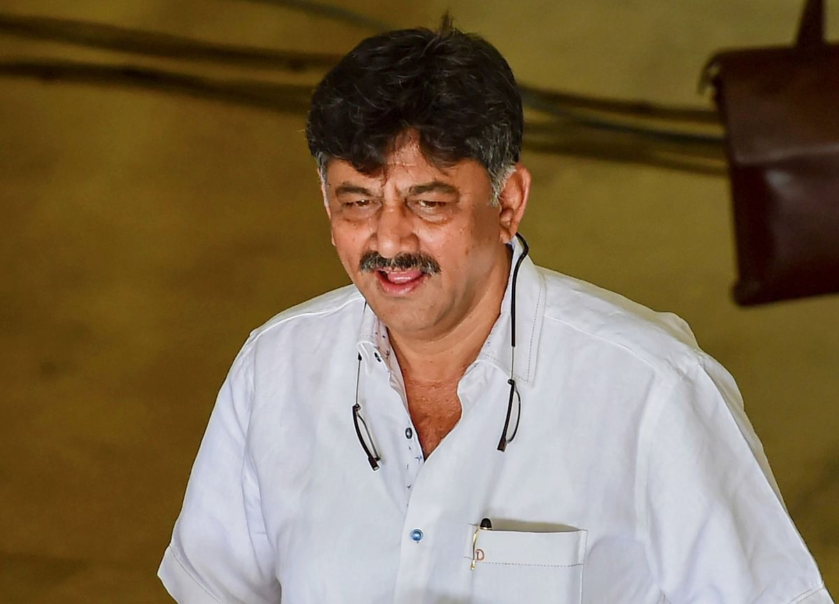 Congress Leader DK Shivakumar Arrested By Enforcement Directorate