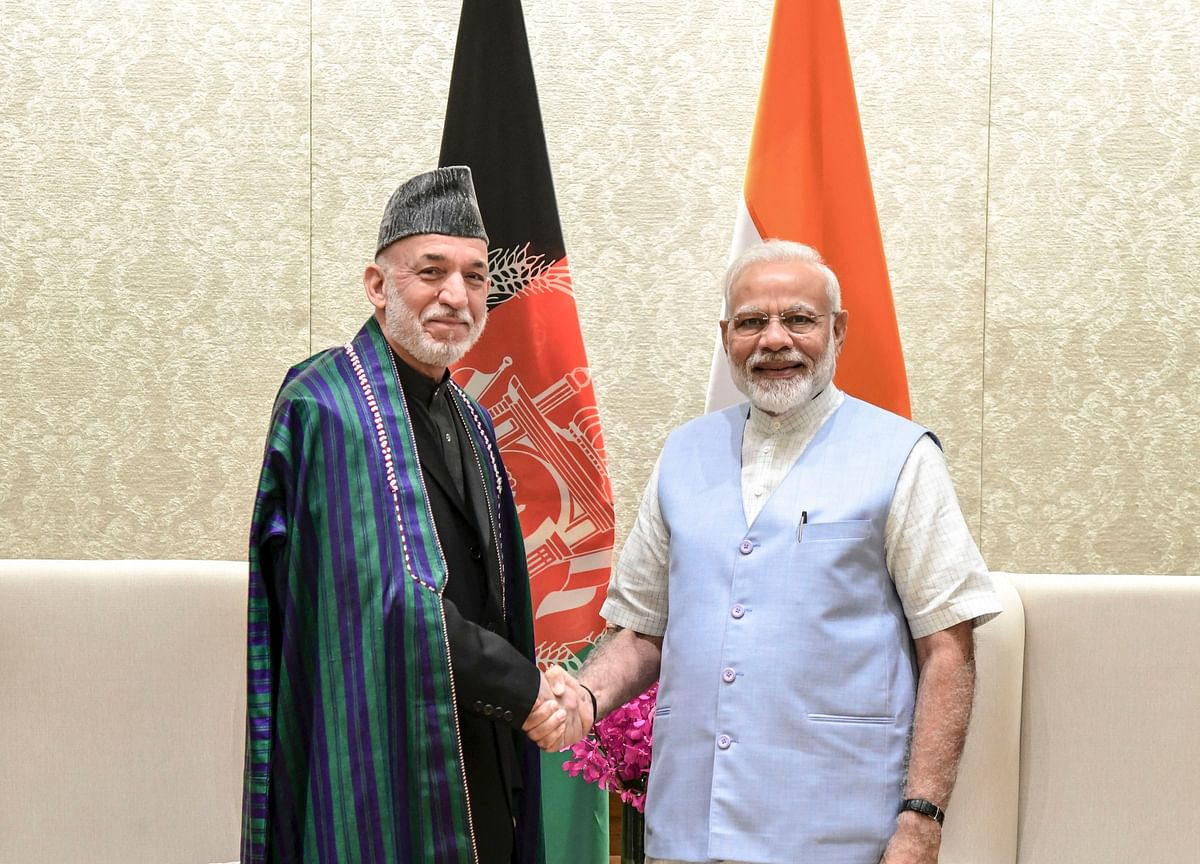 PM Modi Reiterates India's Support For A Peaceful, Stable Afghanistan