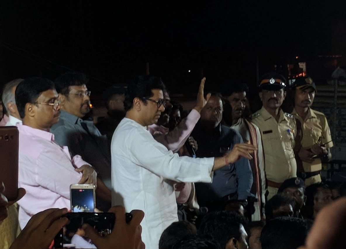 MNS Chief Raj Thackeray Wants Maharashtra Polls Deferred To 2020 Due To Floods