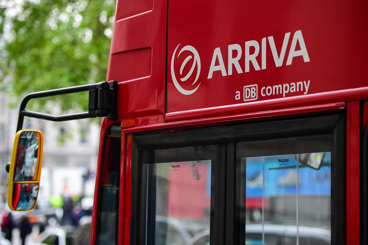 Deutsche Bahn's Arriva Unit Has the Attention of Buyout Firms andRivals