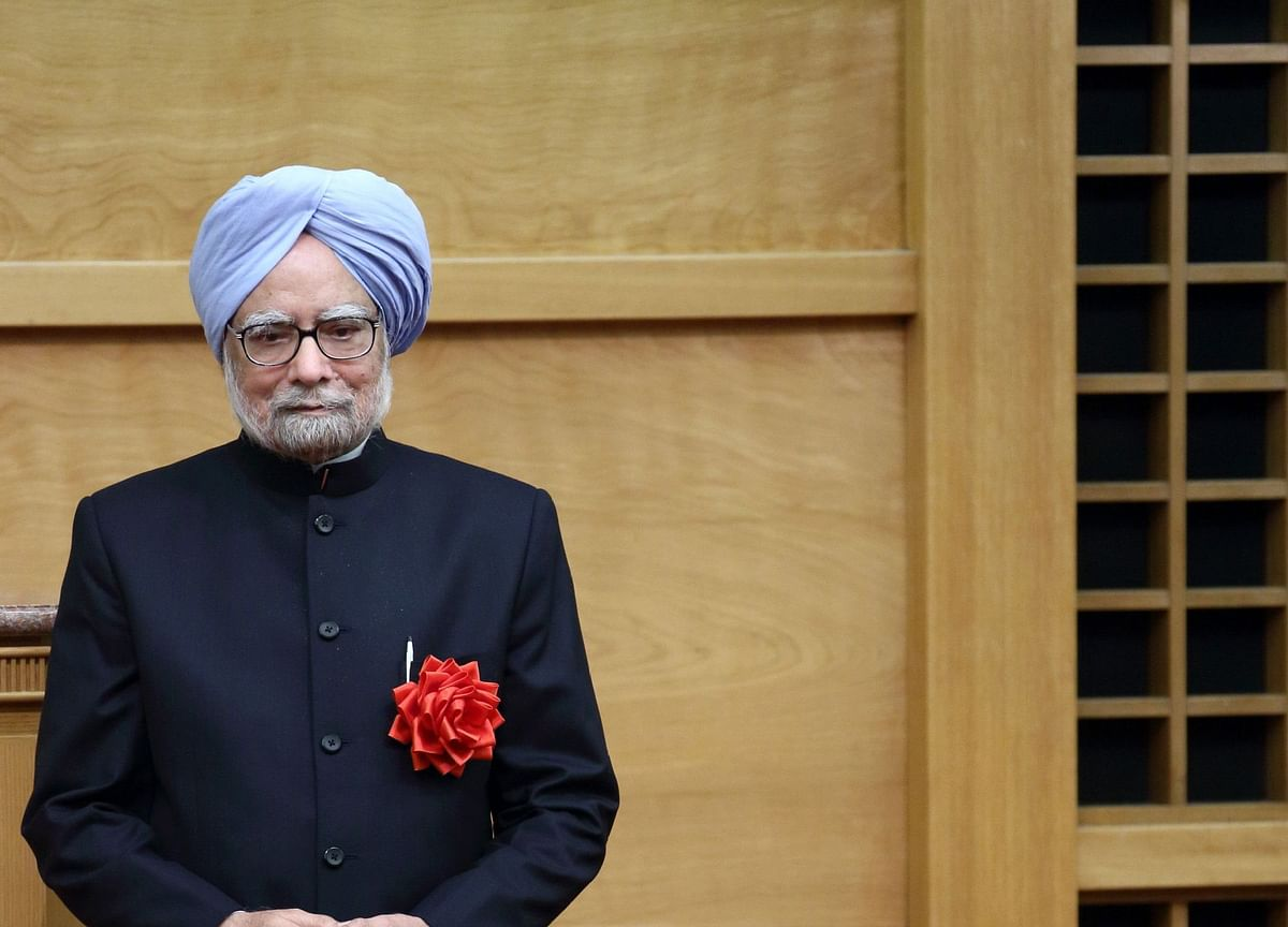 Government Withdraws Manmohan Singh's Special Protection Cover