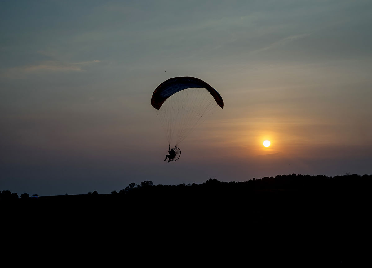 From Sky To Sea, Adventure Sports Gain Traction In India