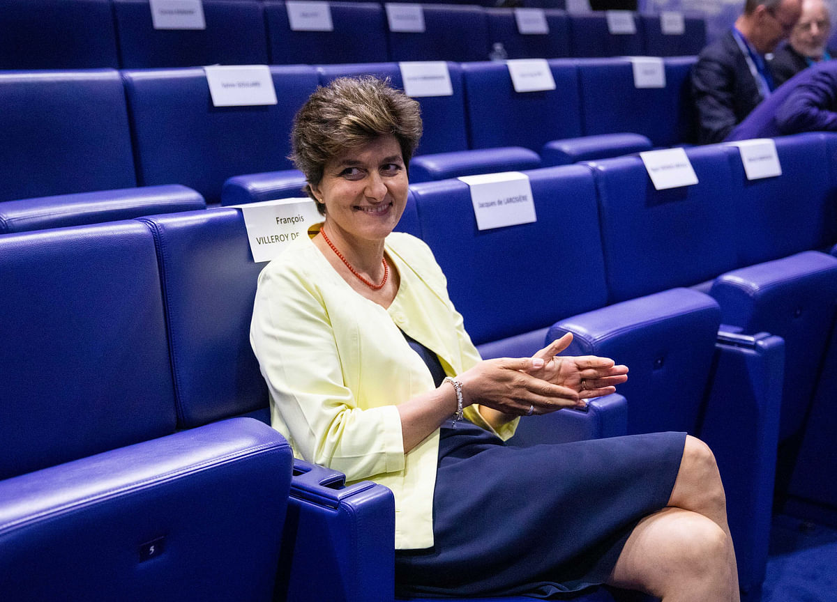 Macron Picks Bank of France's Goulard as EU Commissioner