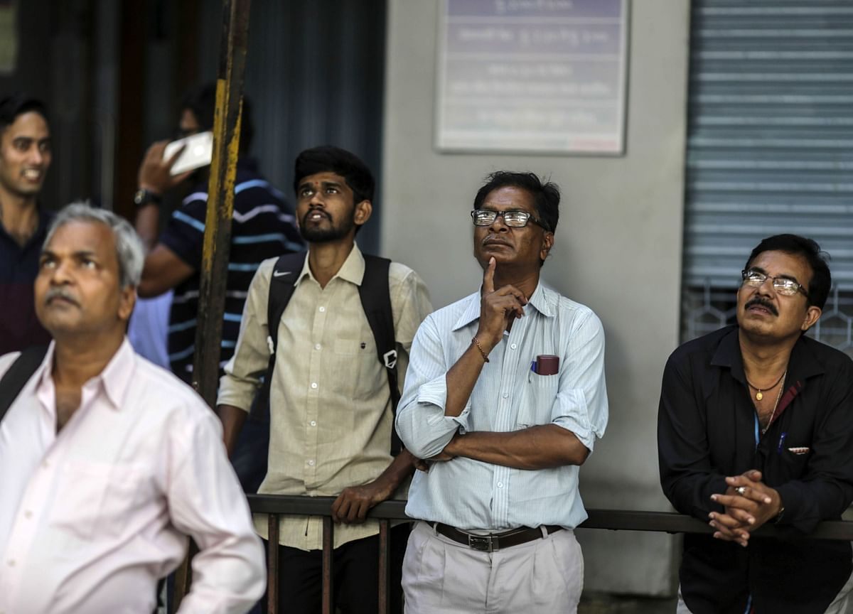 Worst July in 17 Years for Indian Stocks Dims Revival Hopes