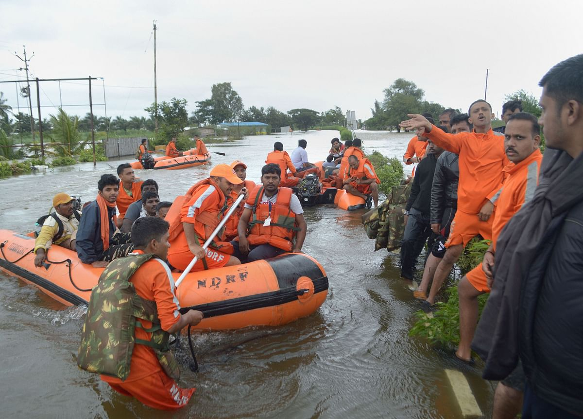 Flood Situation Grim In Southern, Western States; 97 Dead