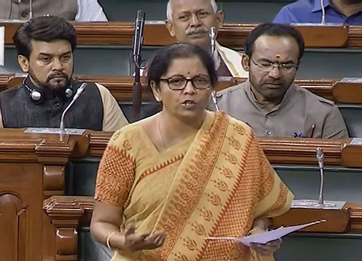 IBC Amendments To Ensure Greater Timeliness, Says Nirmala Sitharaman