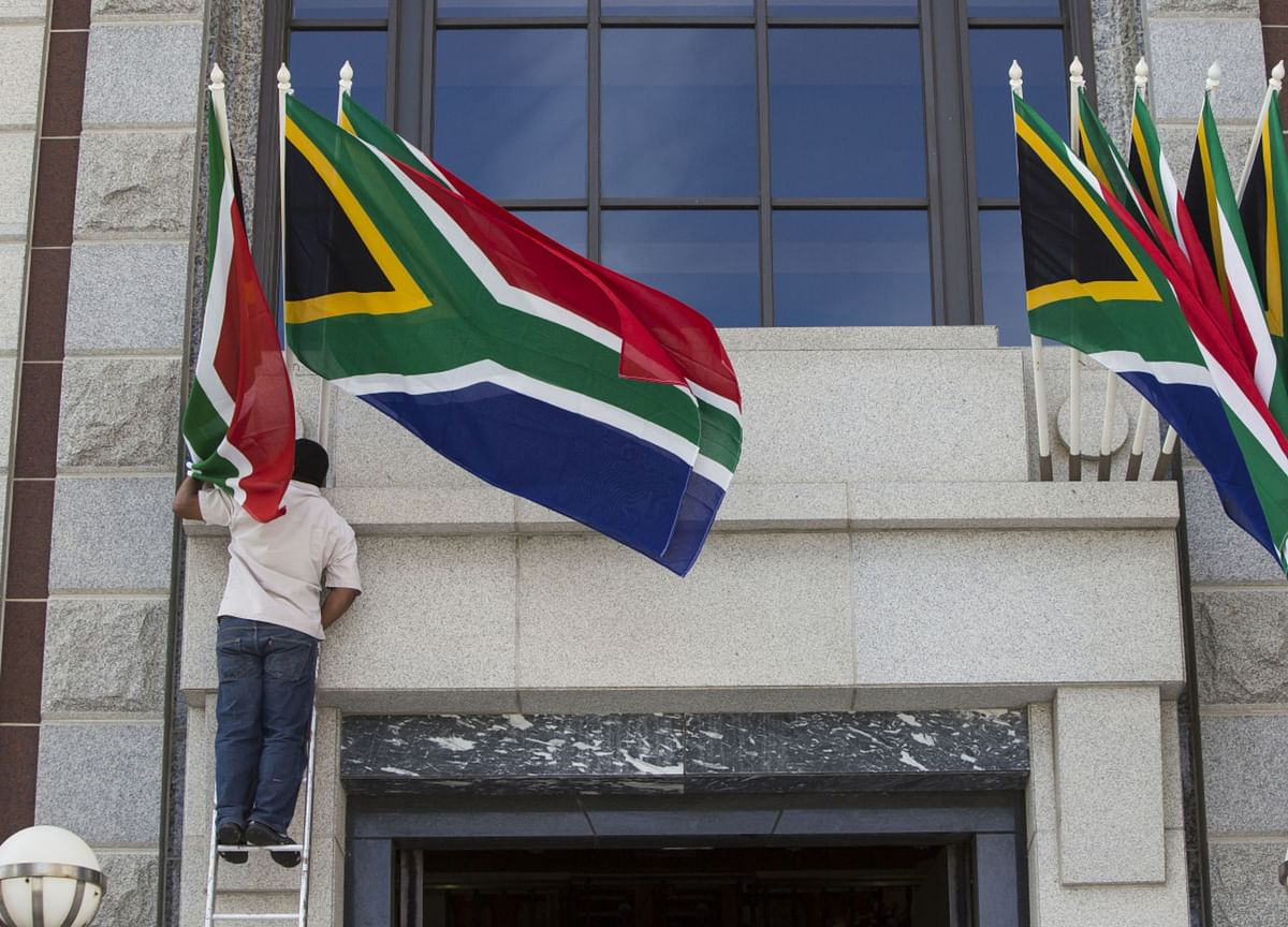South Africa's Economy Enters 70th Month of Downward Cycle