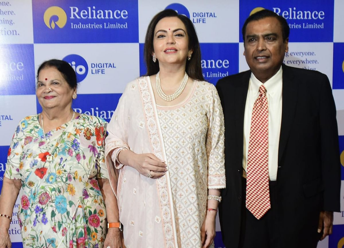 Reliance Says It'll Get $990 Million From BP in Fuel Retail Deal