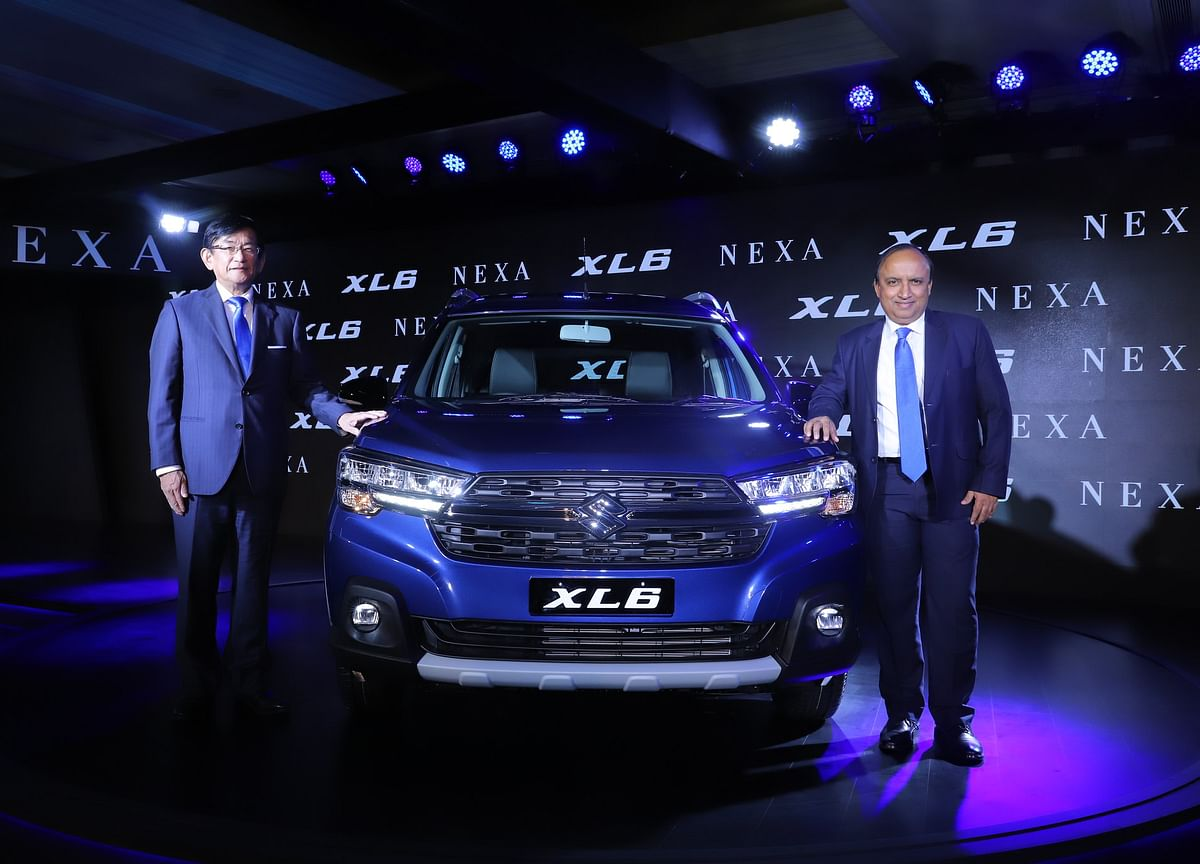 Maruti Suzuki XL6 Launched In India, Prices Start At Rs 9.79 Lakh