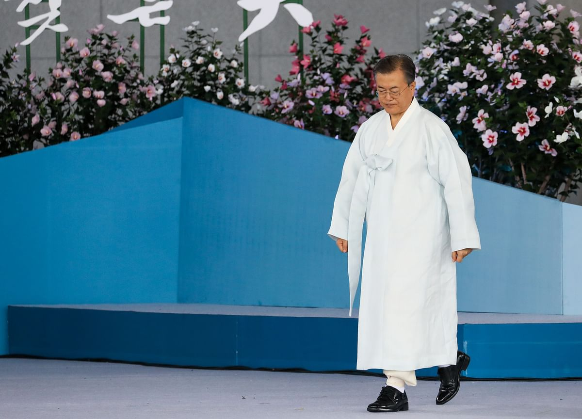 South Korea, Japan Strike Calmer Note After Months of Tension