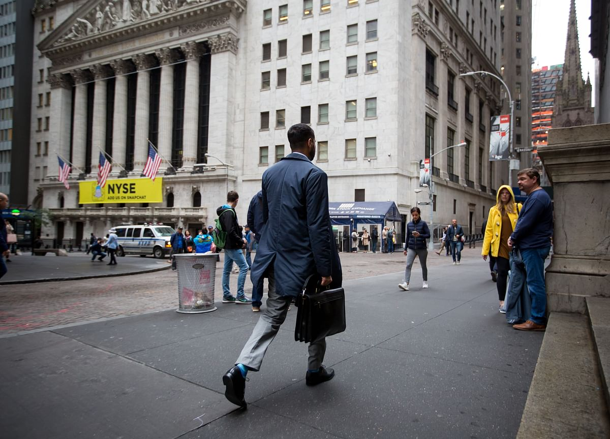 The $3.4 Trillion Haven Where Investors 'Hide Out for a While'