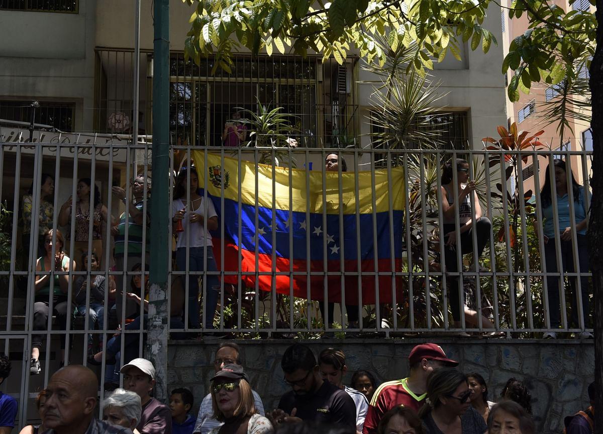 U.S. Headed Toward Blockade of Venezuela, Trump Official Says