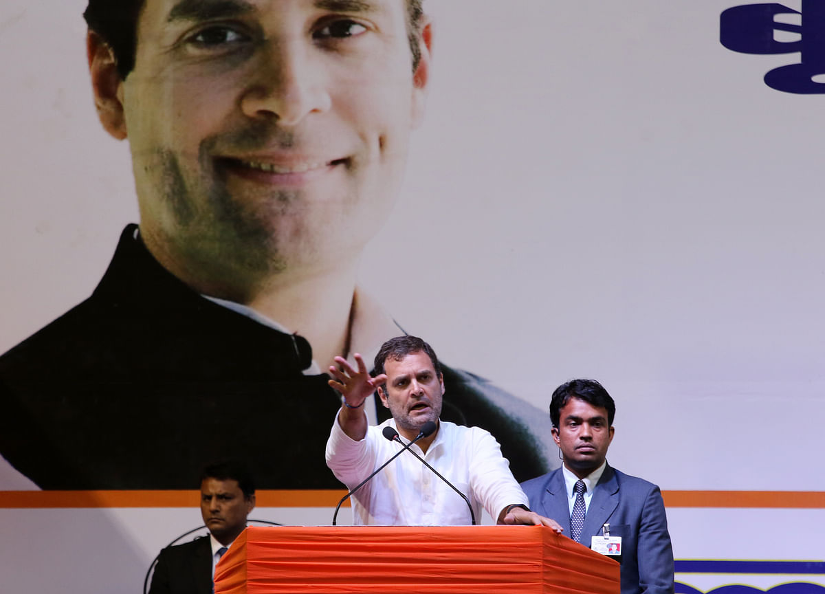 Government Abused Executive Powers To Tear Apart J&K: Rahul Gandhi