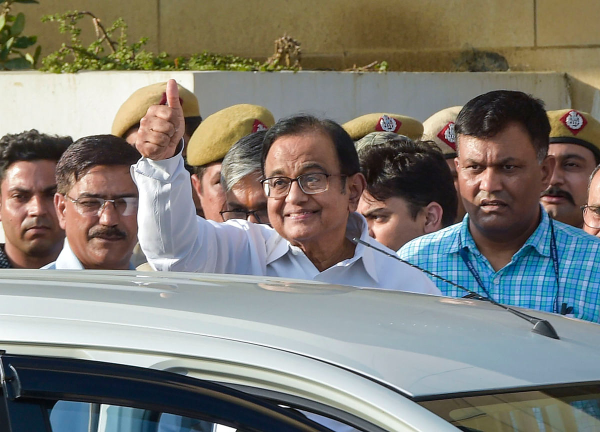 INX Media Case: What Chidambaram's Lawyers Argued In Supreme Court