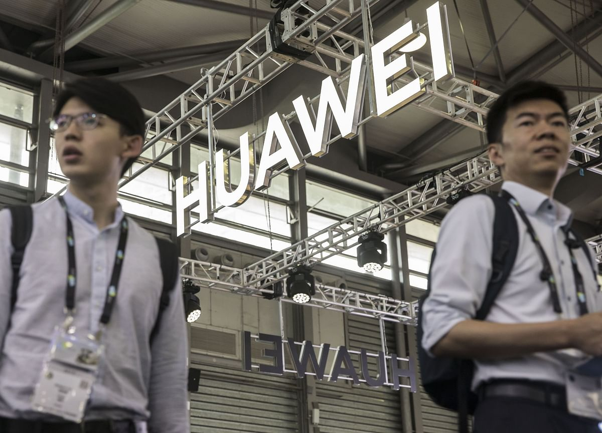 Huawei Used Code Names for Syria, Sudan Activities, U.S. Alleges